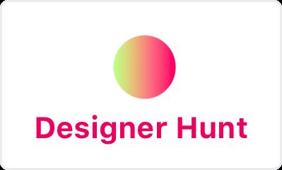 DesignerHunt